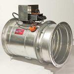 клапаны противопожарные КПВ.03 (EI 120) Виктория